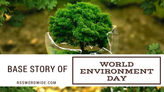 World Environment day Story
